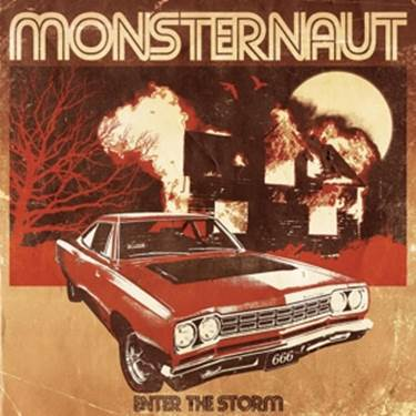 Cover MONSTERNAUT, enter the storm