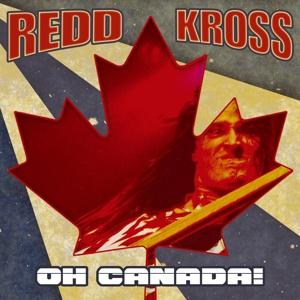 REDD KROSS, oh canada! cover
