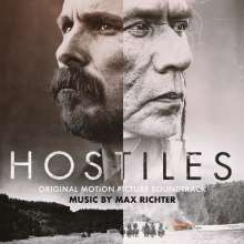 MAX RICHTER, hostiles - o.s.t. cover