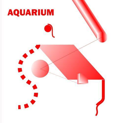 AQUARIUM, s/t cover