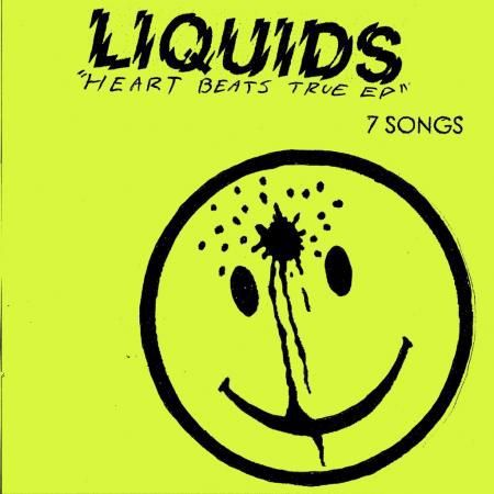 LIQUIDS, heart beats true cover