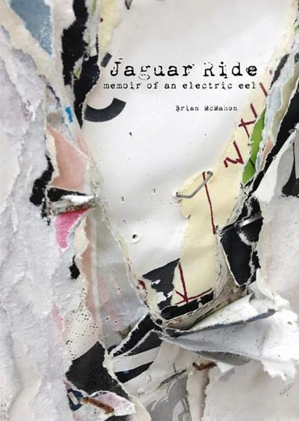 BRIAN MACMAHON, jaguar ride - memoir of an electric eel cover