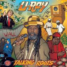 U-ROY, talking roots cover