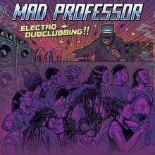 MAD PROFESSOR, electro dubclubbing !! cover