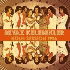 BEYAZ KELEBEKLAR, köln session 1 cover