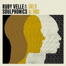 Cover RUBY VELLE & THE SOULPHONICS, state of all things