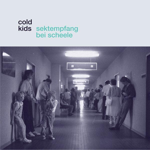 COLD KIDS, sektempfang bei scheele cover