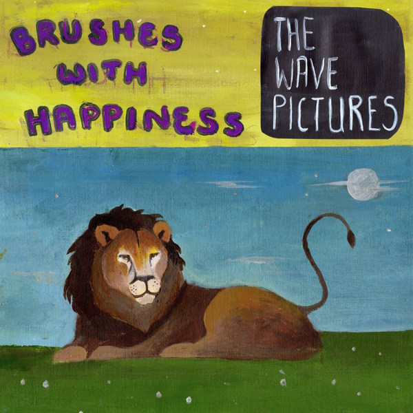 WAVE PICTURES, brushes with happiness cover