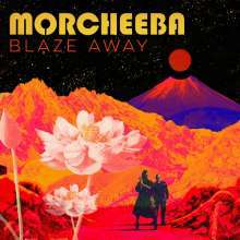 MORCHEEBA, blaze away cover