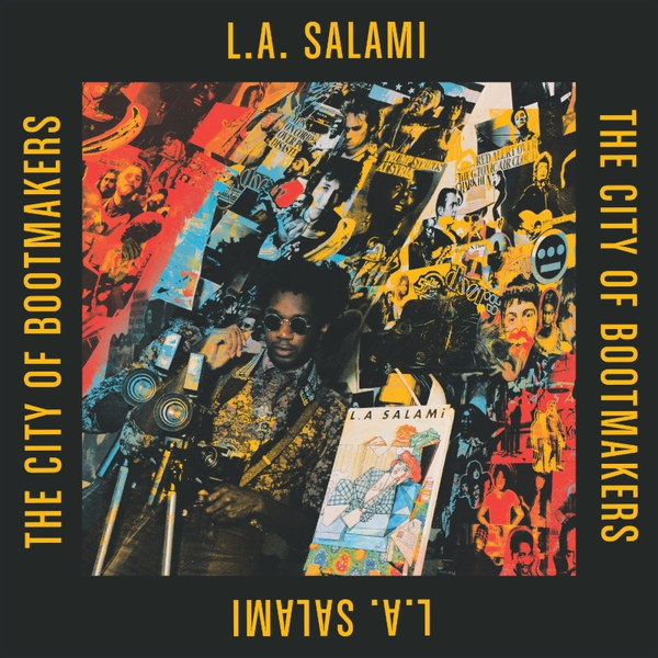 Cover L.A. SALAMI, the city of bootmakers