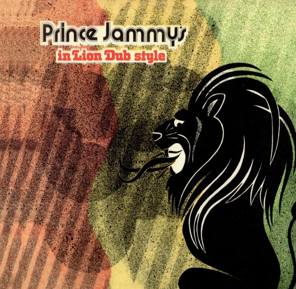 Cover PRINCE JAMMY, in lion dub style