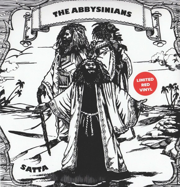 Cover ABYSSINIANS, satta