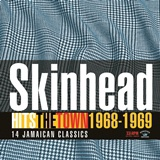 V/A, skinhead hits the town 1968-1969 cover