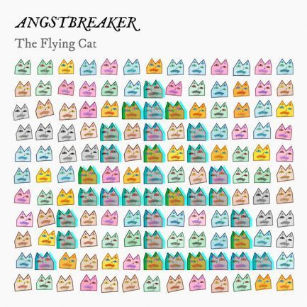 Cover ANGSTBREAKER, flying cat