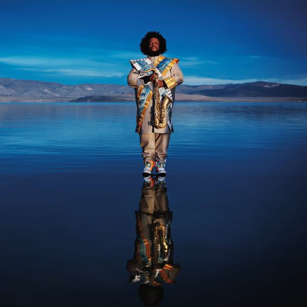 KAMASI WASHINGTON, heaven & earth cover