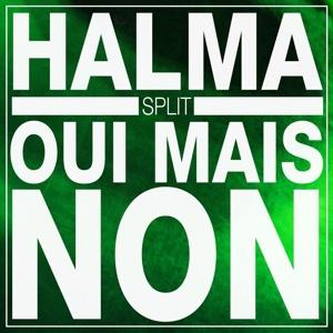HALMA / OUI MAIS NON, split cover