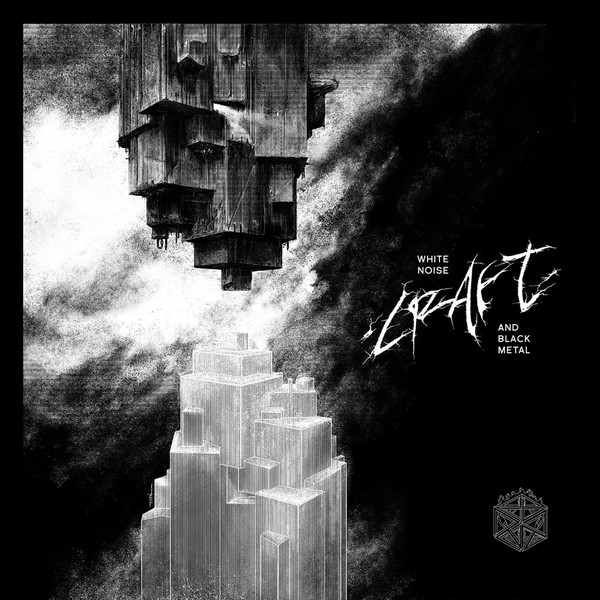 CRAFT, white noise and black metal cover