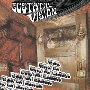 Cover ECSTATIC VISION, under the influence
