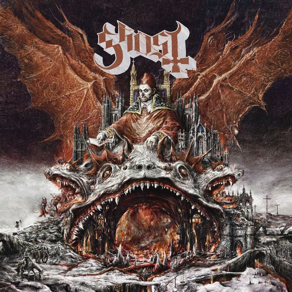 Cover GHOST, prequelle