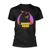 DANKO JONES, wild cat (boy) black cover