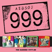 Cover 999, the albums 1977-80