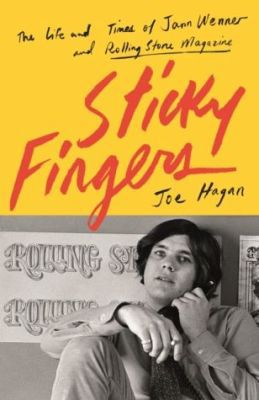 Cover JOE HAGAN, sticky fingers