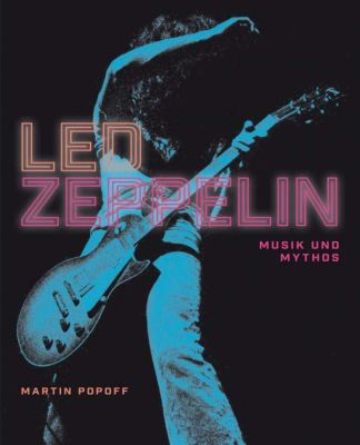 Cover MARTIN POPOFF, led zeppelin