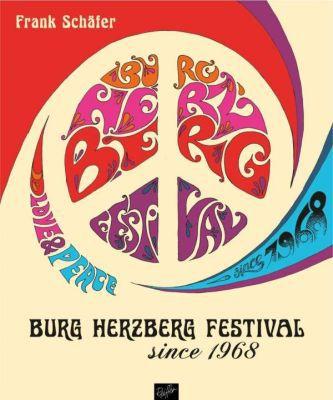 FRANK SCHÄFER, burg herzberg festival - since 1968 cover