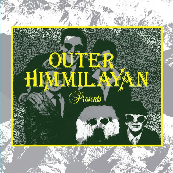 Cover V/A, outer himmalayan presents