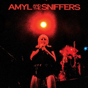 AMYL AND THE SNIFFERS, big attraction & giddy up cover