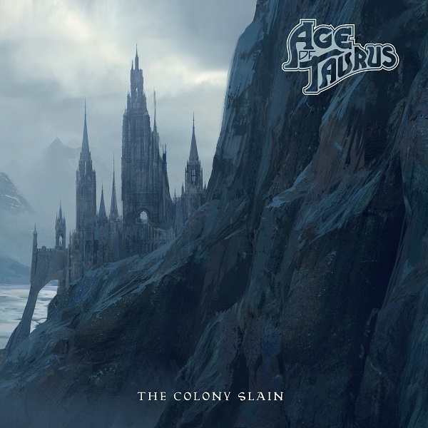 Cover AGE OF TAURUS, the colony slain