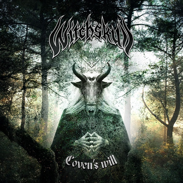 Cover WITCHSKULL, coven´s will