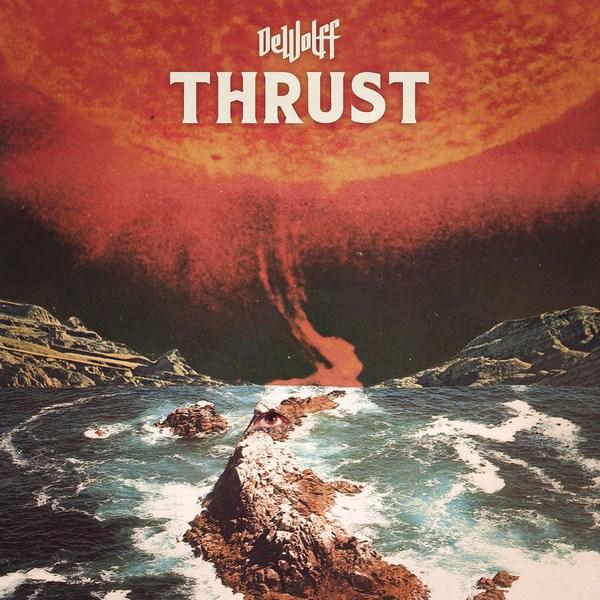 DEWOLFF, thrust cover