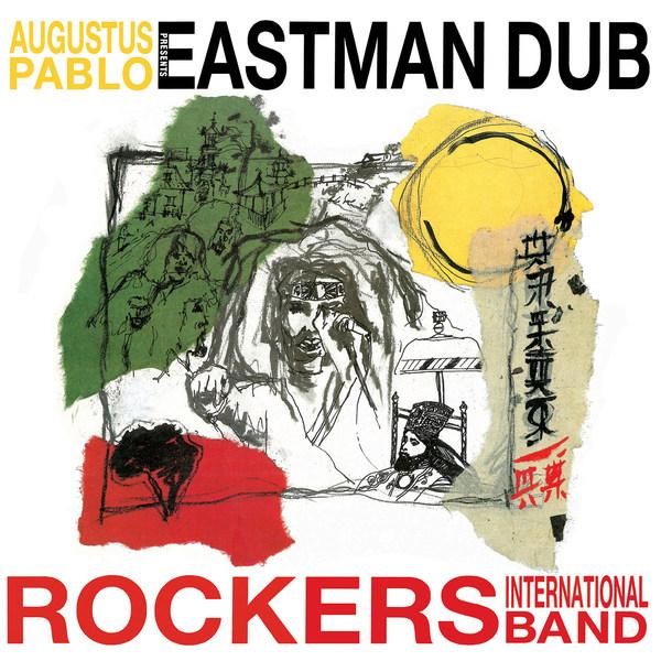 AUGUSTUS PABLO, eastman dub cover