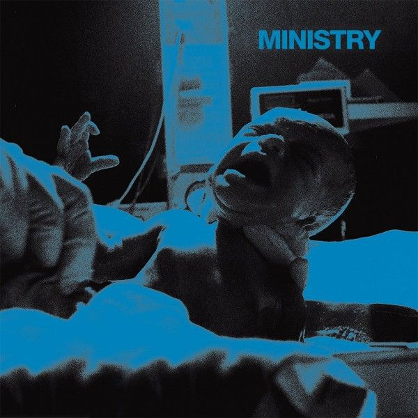 MINISTRY, greatest fits cover