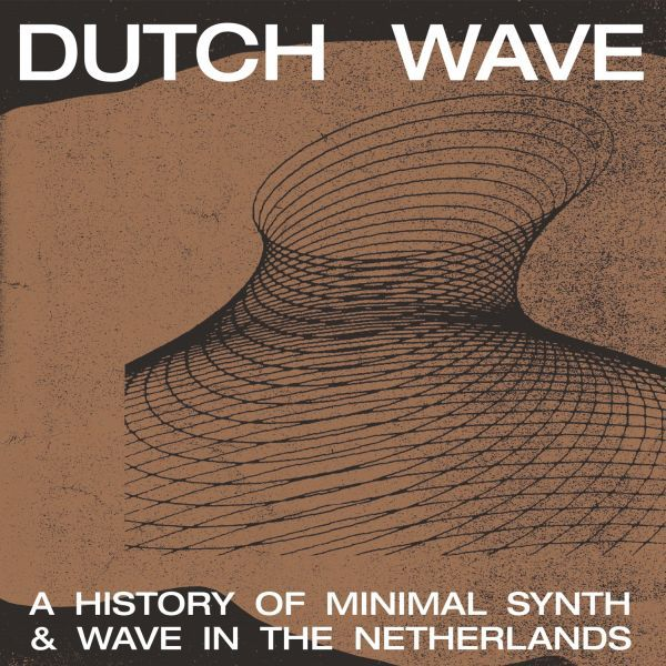 Cover V/A, dutch wave ...