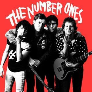NUMBER ONES, s/t cover