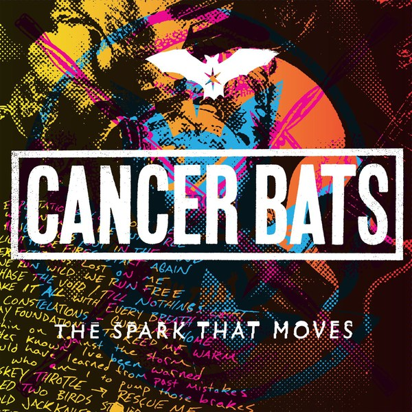 CANCER BATS, the spark that moves cover