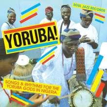 V/A, yoruba! - songs and rhythms for the yoruba gods cover