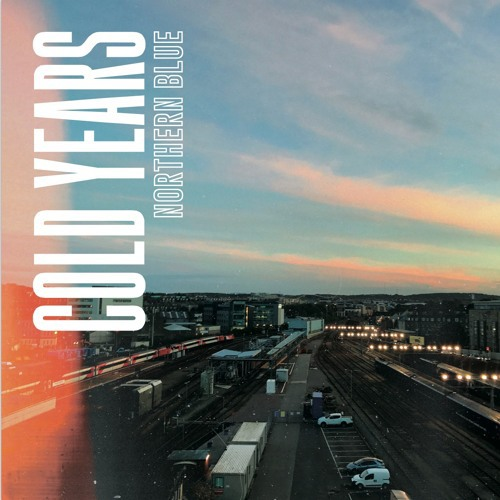 Cover COLD YEARS, northern blue