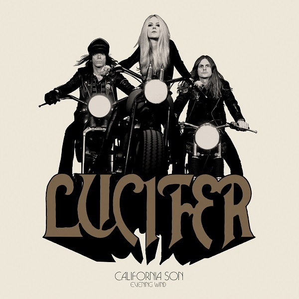 Cover LUCIFER, california son / evening wind