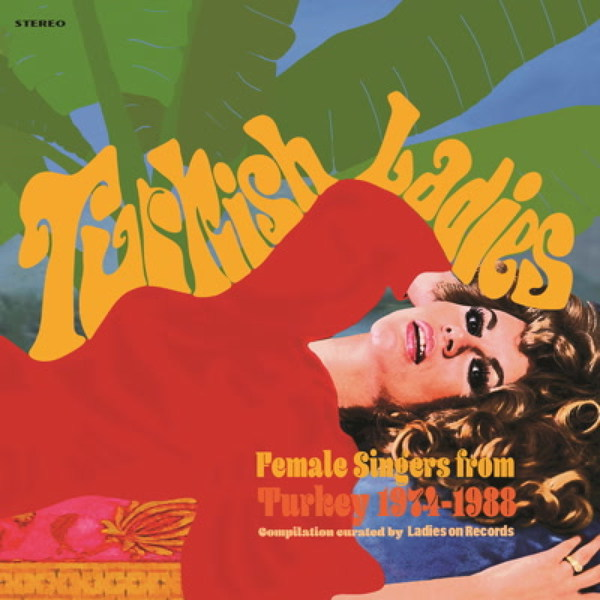 V/A, turkish ladies cover