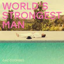 Cover GAZ COOMBES, world´s strongest man