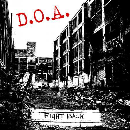 Cover D.O.A., fight back
