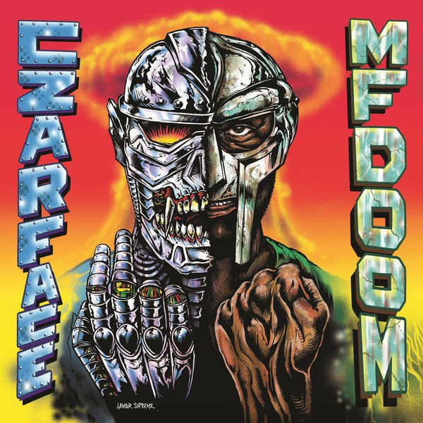 CZARFACE, czarface meets metal face (mf doom) cover
