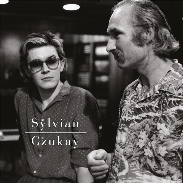DAVID SYLVIAN & HOLGER CZUKAY, plight & premonotion / flux & mutabilty cover