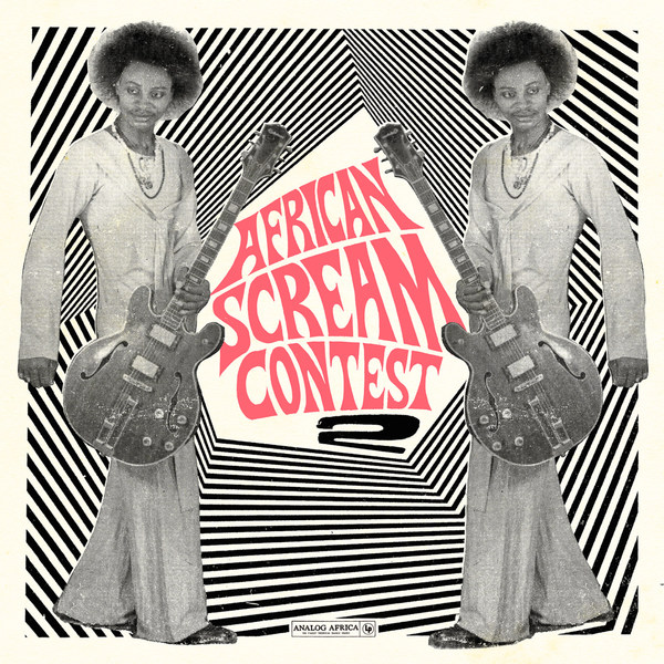 V/A, african scream contest vol. 2 cover