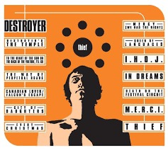 DESTROYER, thief cover