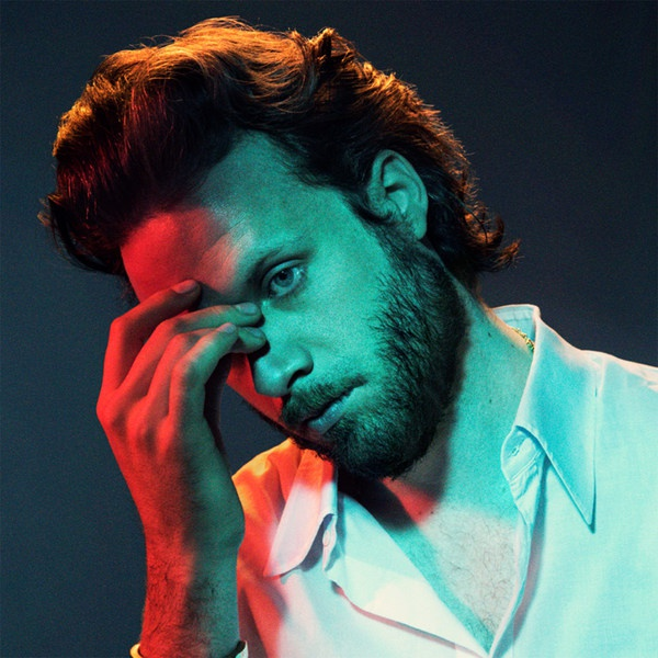 Cover FATHER JOHN MISTY, god´s favorite customer