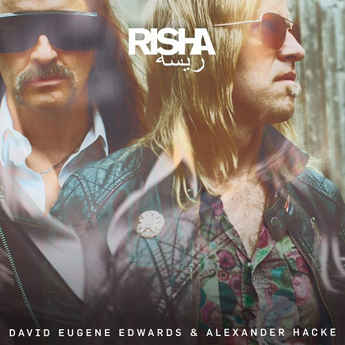 Cover DAVID EUGENE EDWARDS & ALEXANDER HACKE, risha